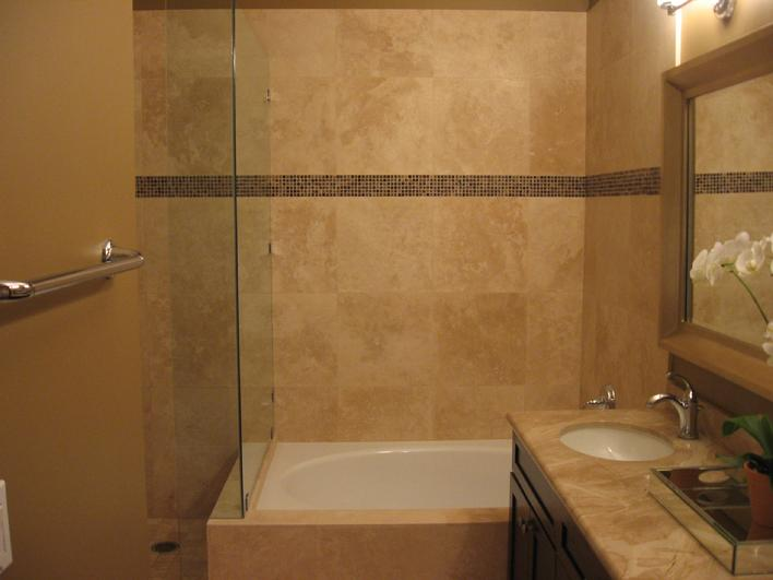 Travertine Tile Honed For The Bathroom Shower Walls And Floor